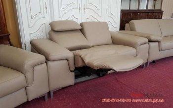 Комплект кожаной мебели 3+2р+1