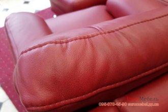 Комплект мягкой мебели кресло+пуф