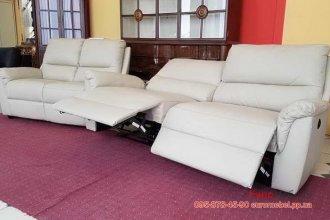 Кожаный комплект мягкой мебели 3р+2