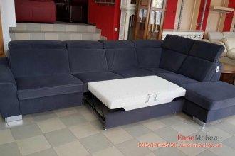 Новый модный угловой диван