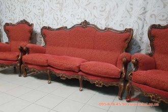Комплект мебели для гостиной в стиле